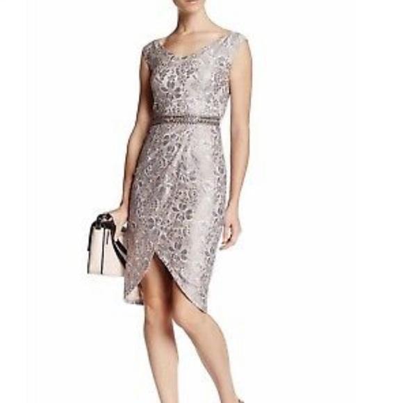 London Dress Company Dresses & Skirts - London Dress Company Faith Lace Dress 14 J2545